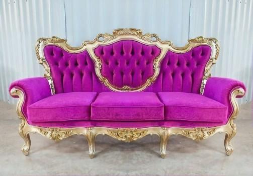603 AJ Luxury Velvet...