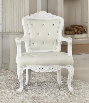 59130 Pascal White frame /...