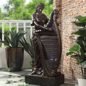 HD 2092 Bronze Fountain by...