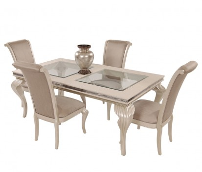 5Pc Dining Set Hollywood...