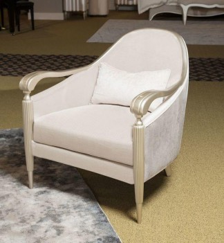 London Chic Accent Chair By...