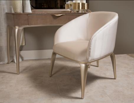 Vanity Chair Chardonnay...