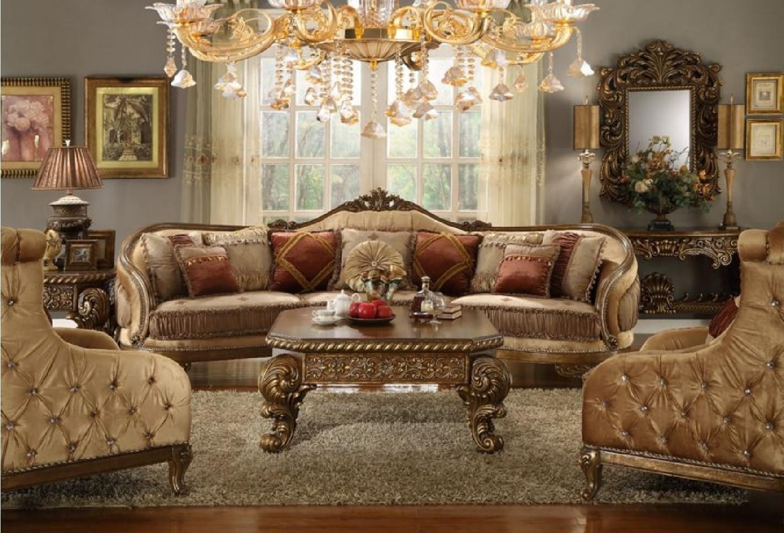 Hd 458 Homey Design Upholstered