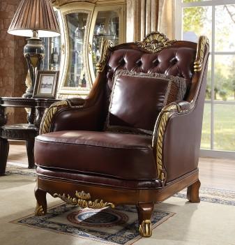 HD 89 Homey Design Leather...