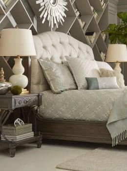 Vintage Salvage Bedroom by...