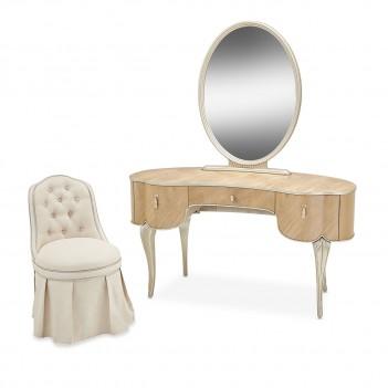Vanity with Mirror Villa...