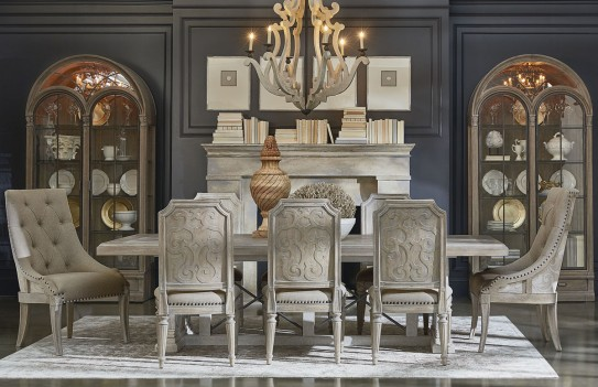 Arch Salvage Pearce Dining Room by ART Furniture