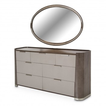 Dresser & Mirror Roxbury...