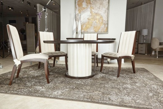 Round Dining Table set...