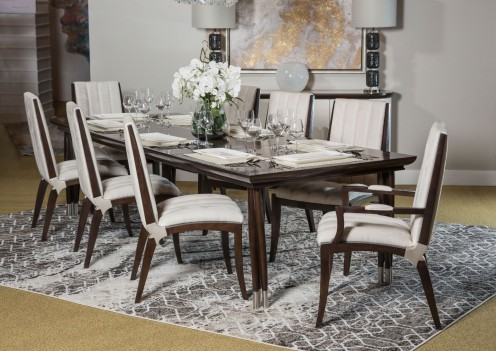 Dining Set Paris Chic Collection by Michael Amini
