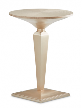 Round Pedestal Tea Table...