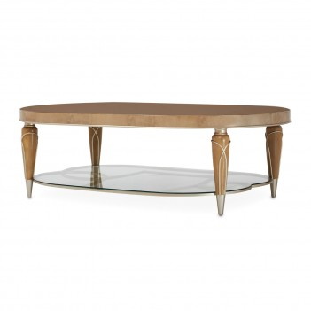 Oval Cocktail Table Villa...