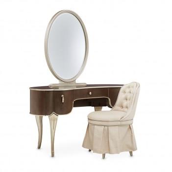 Vanity Desk Mirror Villa...