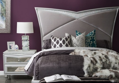 Upholstered Bed Melrose...