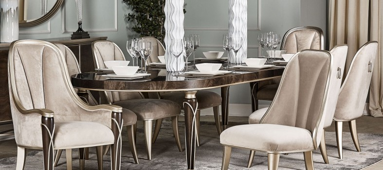 Dining Set Villa Cherrie...