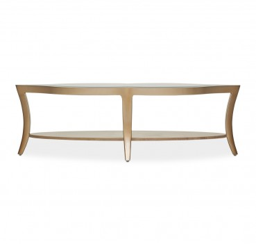 Console Table W/Glass...