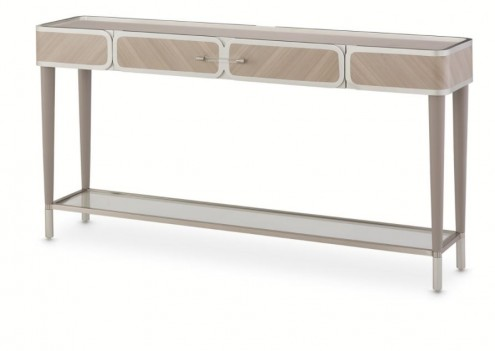 Console Table Silver Mist...