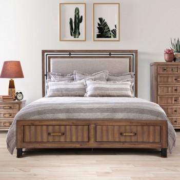 Panel Bed Crossings...