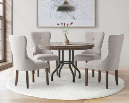Round Dining Table...