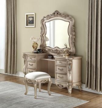 90740 Vanity Antique White...