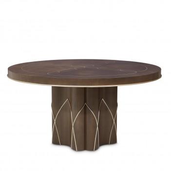 Round Dining Table Villa...