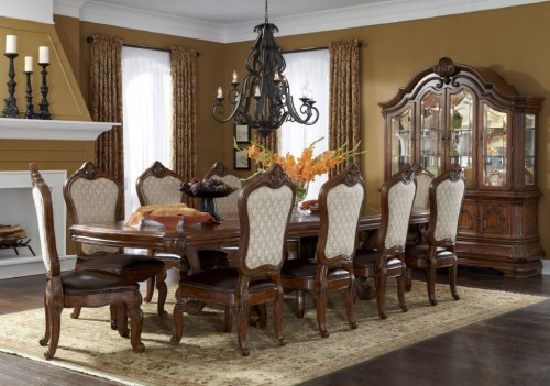 Rect. Dining Table Tuscano...