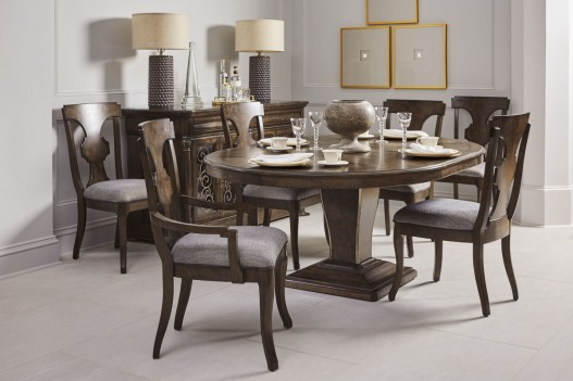 Dining Room with Splat Back...