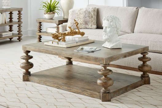 Occasional Tables Rustic...