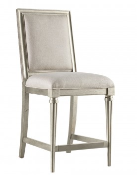 Counter Stool Silver Finish...