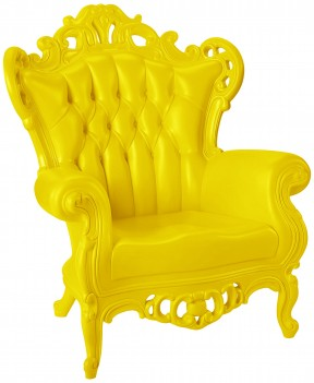 Accent Chair Soleil Yellow...