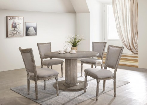 71725 Pedestal Dining Table...