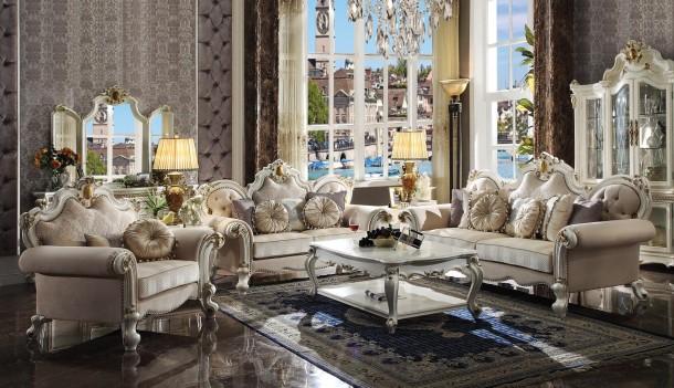 55460 Fabric & Antique...
