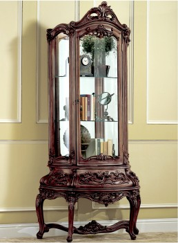 407 AJ Luxury Curio Cabinet...