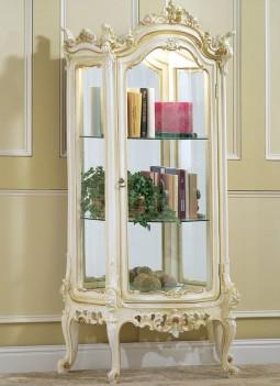 410 AJ Luxury Curio Cabinet...