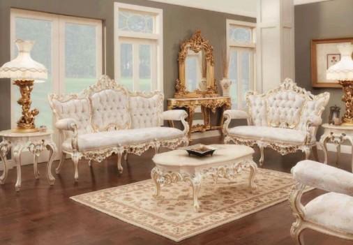 611 AJ Italian Upholstery -...