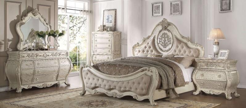 27010Q Bedroom Antique...