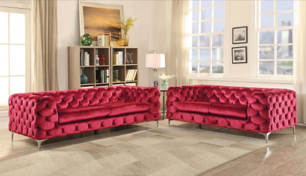 52795 Red Velvet Living...