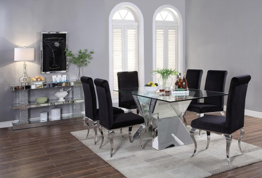 71280 / 62072 Mirrored Faux...