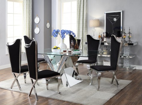 71280 / 62079 Mirrored Faux...