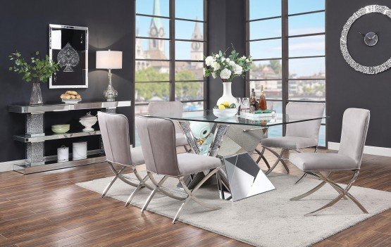 71280 / 71182 Mirrored Faux...