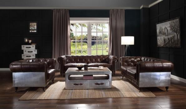 56590 Vintage Brown Top...