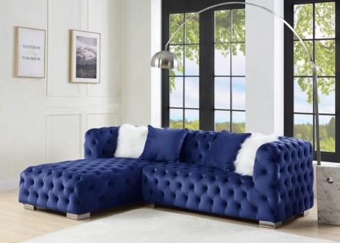 LV00333 Blue Velvet...