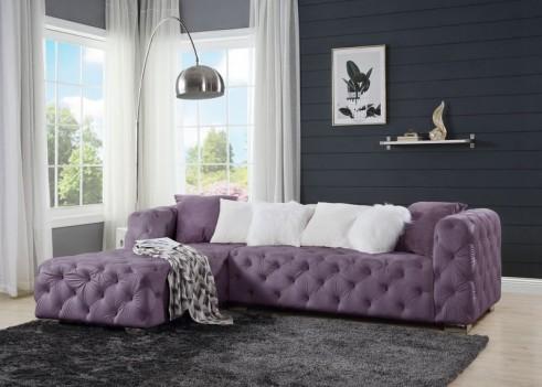 LV00389 Purple Velvet...