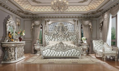Victorian Style Furniture by Homey Design
