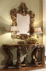 Mesas Consola y Espejo