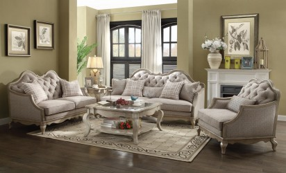 Taupe Finjsh Chelmsford Collection By Acme