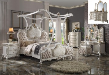 Picardy Pearl Finish Collection By Acme Furniture