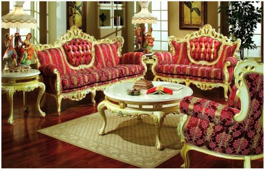 Living Rooms French Provincial Style By Polrey