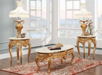 Coffee Tables French Provincial Style By Polrey