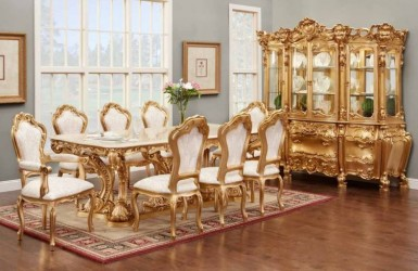 Dining Sets French Provincial Style By Polrey